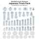 Boite de vis Track Pack Japonaises