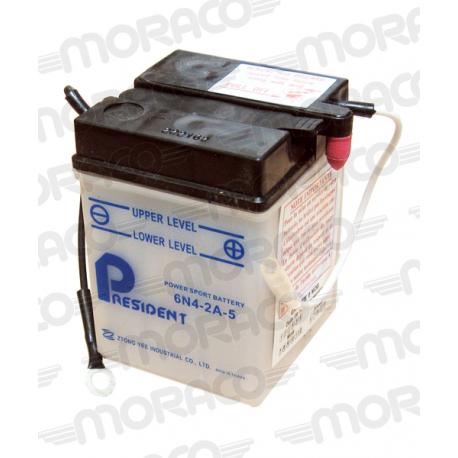 Batterie GS 6N4-2A-5