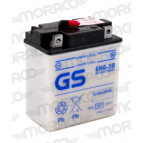 Batterie GS 6N6-3B