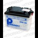 Batterie GS 6N8-3B