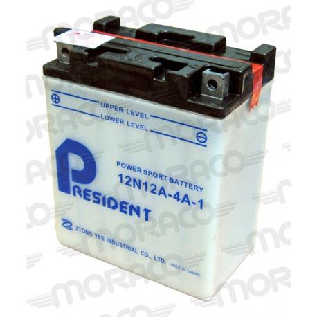 Batterie GS 12N12A-4A-1
