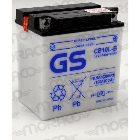 Batterie GS CB10L-B