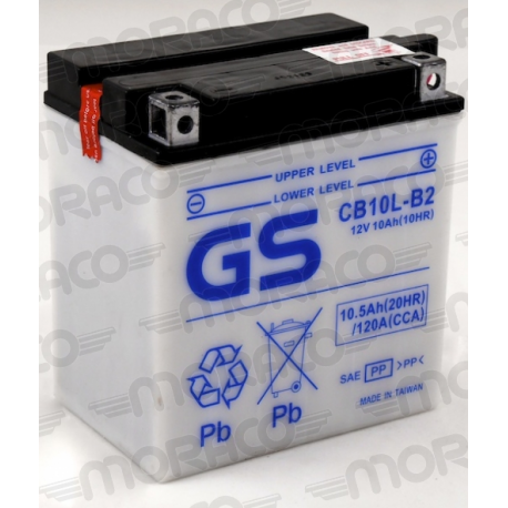 Batterie GS CB10L-B2