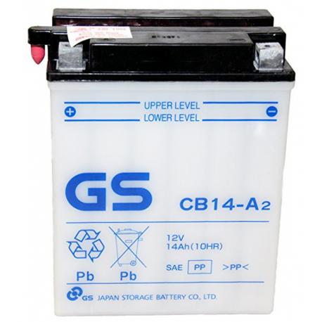 Batterie GS CB14-A2