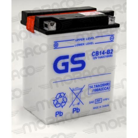 Batterie GS CB14-B2