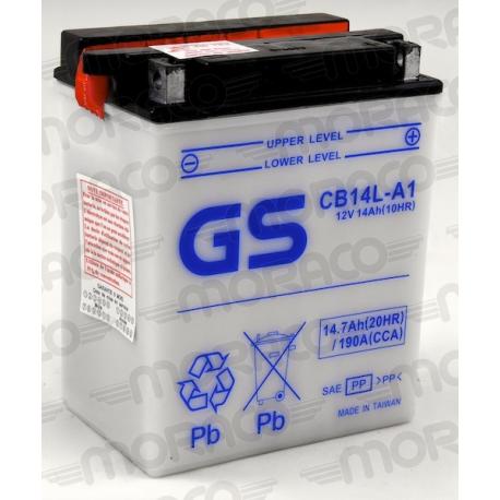 Batterie GS CB14L-A1