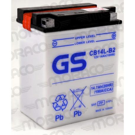 Batterie GS CB14L-B2