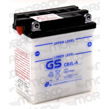 Batterie GS CB3L-A