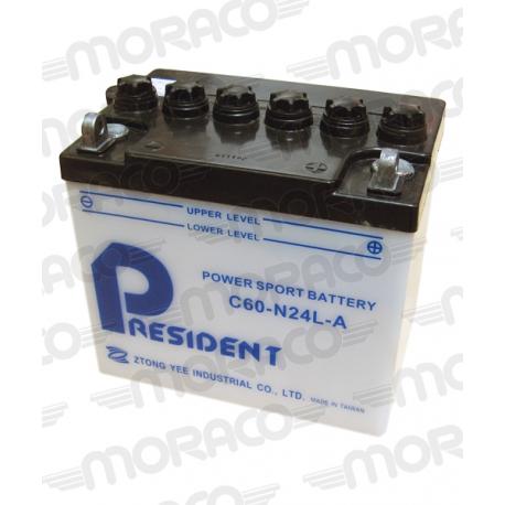 Batterie GS C60-N24L-A