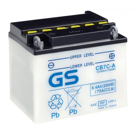 Batterie GS CB7C-A