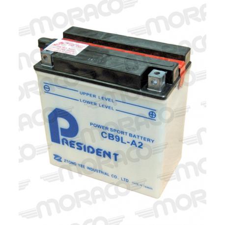 Batterie GS CB9L-A2