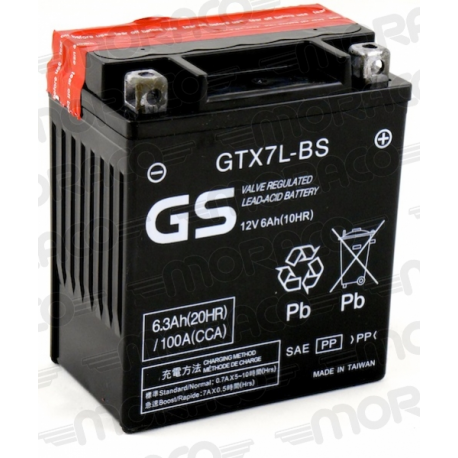 Batterie GS GTX7L-BS