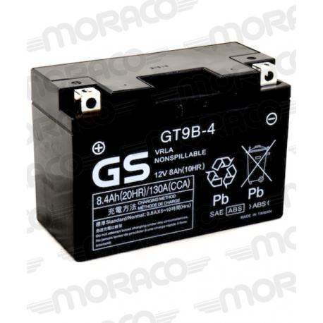 Batterie GS GT9B-4