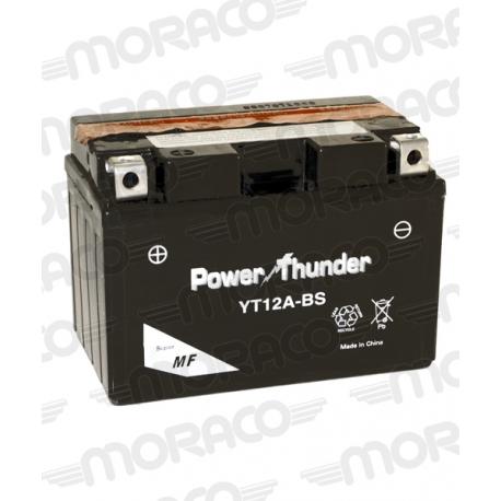 Batterie Power Thunder YT12A-BS