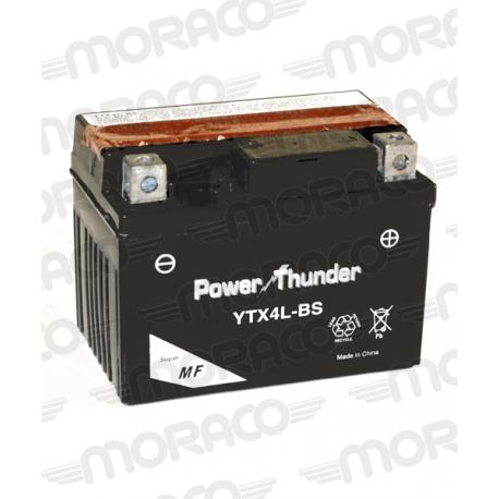 Batterie Power Thunder YTX4L-BS