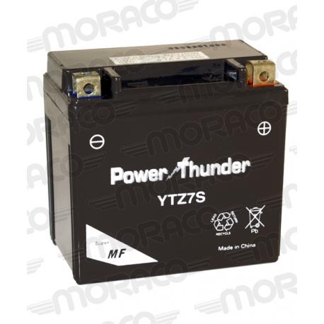 Batterie Power Thunder YTZ7S
