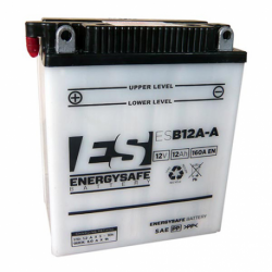 BATTERIE ES ESB12A-A 12V/12AH Pack Acide Inclus