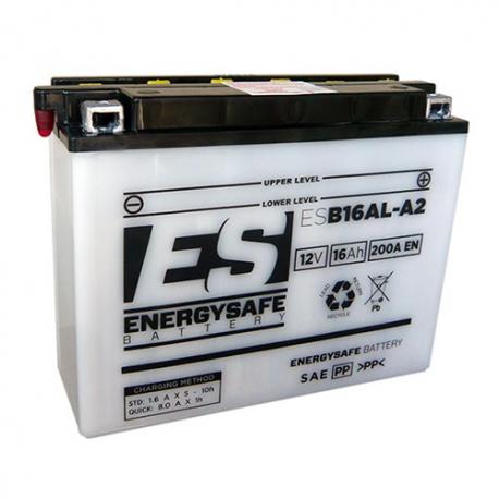BATTERIE ES ESB16AL-A2 12V/16AH Pack Acide Inclus
