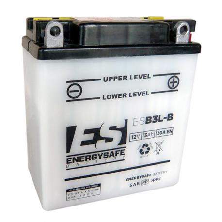 BATTERIE ES ESB3L-B 12V/3AH Pack Acide Inclus