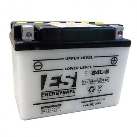 BATTERIE ES ESB4L-B 12V/4AH Pack Acide Inclus