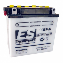BATTERIE ES ESB7-A 12V/8AH Pack Acide Inclus