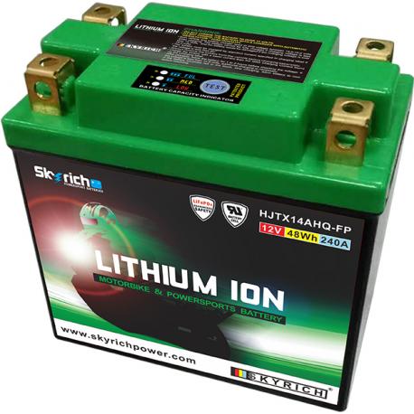 Batterie SKYRICH Lithium HJTX14AHQ-FP