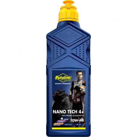 Bidon de 1 L Putoline N-Tech® Pro R+ 10W-40