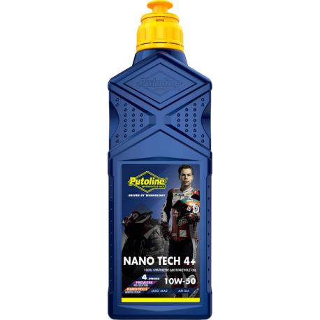 Bidon de 1 L Putoline N-Tech® Pro R+ 10W-50
