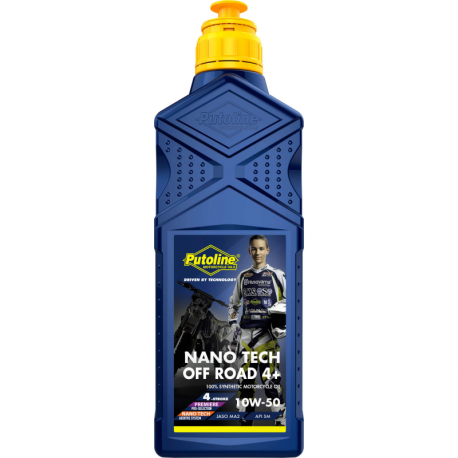 Bidon de 1 L Putoline N-Tech® Off Road 10W-50
