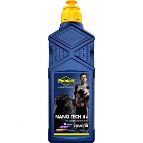 Bidon de 1 L Putoline N-Tech® Pro R+ 10W-30