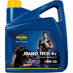 Bidon de 4 L Putoline N-Tech® Pro R+ 10W-30