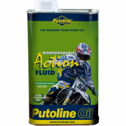1L Entretien filtre à air Putoline Action Fluid Bio
