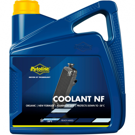 Liquide de refroidissement Putoline Coolant NF 4 litres