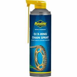 Lubrifiant chaine Putoline O/X-Ring Aerosol 500 ml