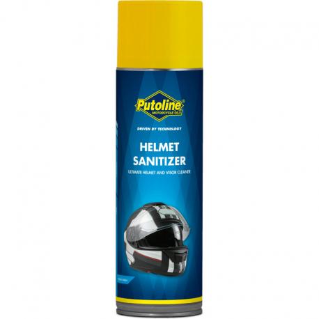 Aerosol 500 ml nettoyant casque Putoline Helmet Sanitizer