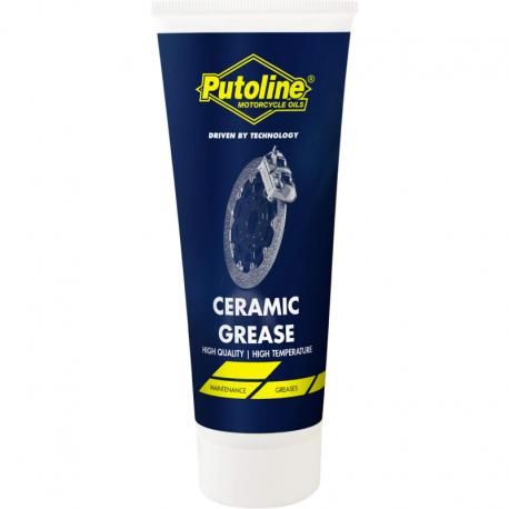Tube de graisse Putoline Ceramic Grease 100g