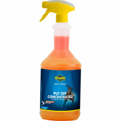 1L Nettoyant moto Putoline Put Off Concentrated