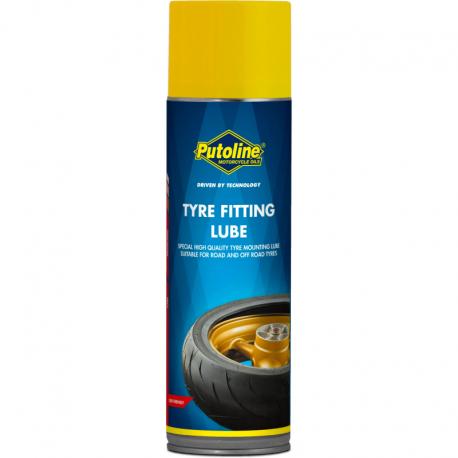 Aerosol 500 ml Lubrifiant montage de pneus Putoline