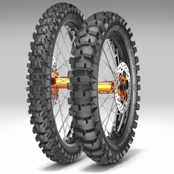 Pneu Metzeler Cross MC360100/90-19  57M  Mid Soft