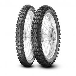 Pneu Pirelli Scorpion MX 32  100/90-19  Mid Soft