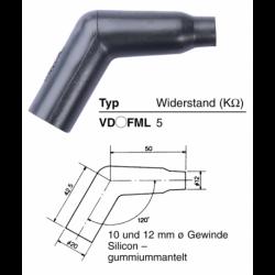 Capuchon antiparasite NGK VD05FML