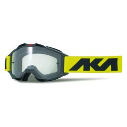 Masque AKA Vortika Sport Noir, jaune
