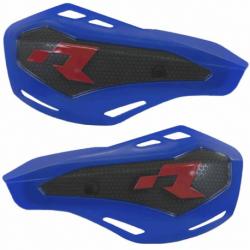 Protège mains bleu HP1 avec kit montage RTECH