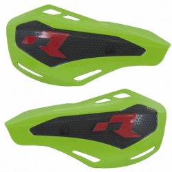 Protège mains HP1 vert avec kit montage  RTECH