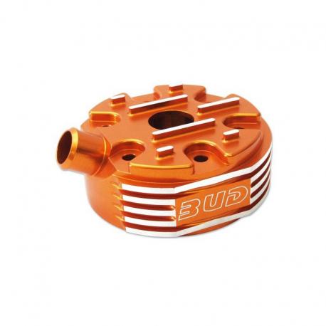 Culasse Bud racing 125 KTM SX 2007 à 2015 - EXC 2008 à 2016 - 125 HVA 2014 à 2015 bud orange