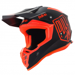 CASQUE PULL-IN SOLID ADULTE 2019 TAILLE XS / ORANGE