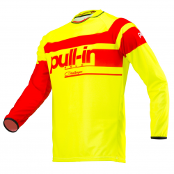 MAILLOT PULL-IN CHALLENGER ADULTE XL / NEON YELLOW RED